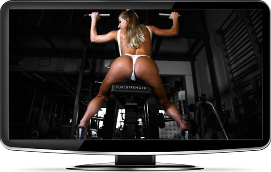 Lara De Santis gym HD wallpaper for Wide 16:10 5:3 Widescreen WHXGA WQXGA WUXGA WXGA WGA ; HD 16:9 High Definition WQHD QWXGA 1080p 900p 720p QHD nHD ; Mobile WVGA PSP - WVGA WQVGA Smartphone ( HTC Samsung Sony Ericsson LG Vertu MIO ) Sony PSP Zune HD Zen ;