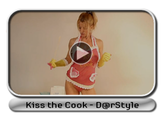 Lara De Santis: Kiss The Cook - Anteprima D@R Style - www.delusa.it